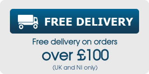 Free Delivery on orders over £50 (Northern Ireland only)