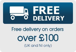 Free Delivery on orders over &pound;50 (Northern Ireland only)
