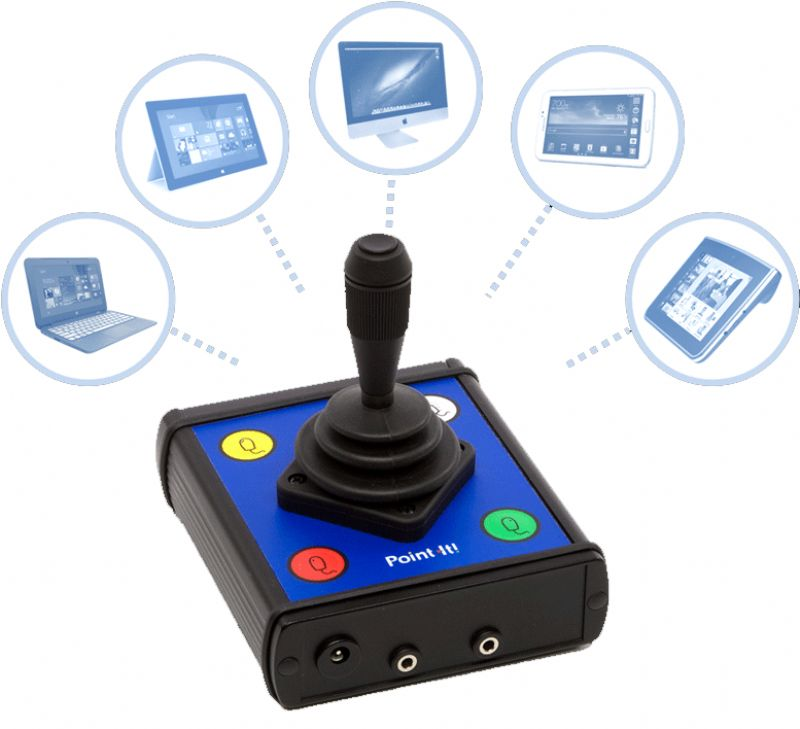 Point-It! Bluetooth Joystick
