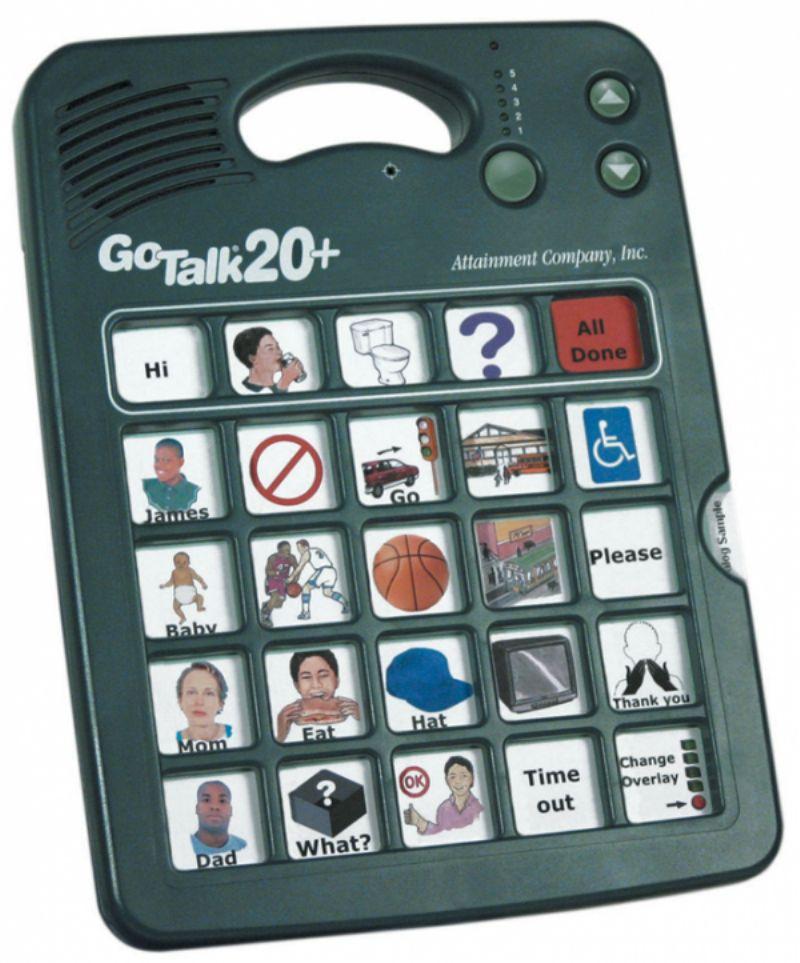 Go Talk 20+ Communication Device
