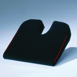 Harley Designer Wedge with Coccyx Cut Out