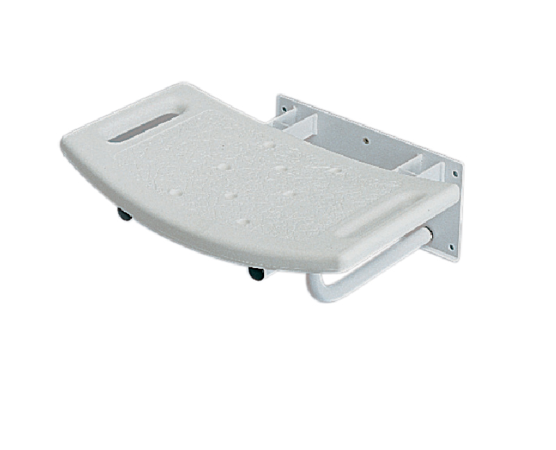 Wall Mounted Shower Seat Without Legs