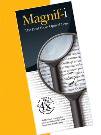 Magnifier - Dual Focus