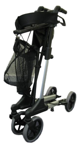 Rollator - Deluxe 4 Wheel