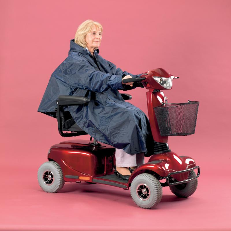 Deluxe Scooter Poncho