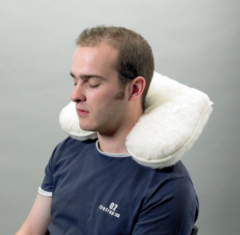 Neck-Eze Pillow