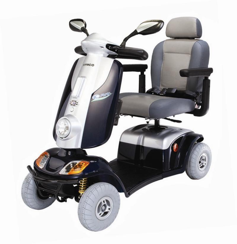 Kymco Midi XLS ForU Mobility Scooter
