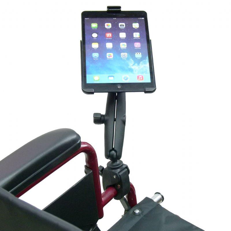 iPad Wheelchair Mounting Kit