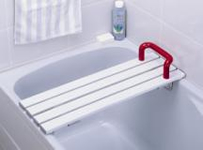 Bath Board - Slatted with Handle