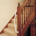 Grab Rail - Newel Left Hand