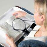 Magnifier - Illuminated Chest Magnifier with Neck Cord