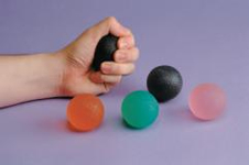 Gel Therapy Exercise Balls
